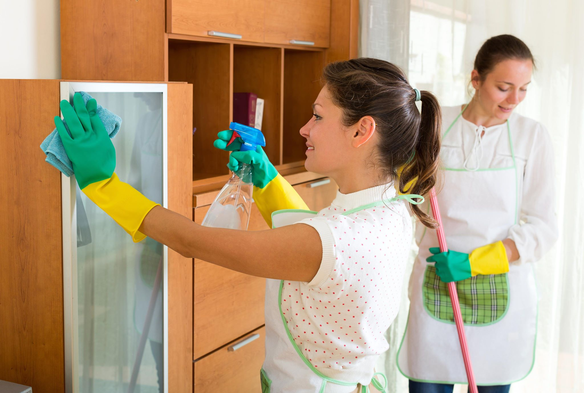 Sprzątanie biur, mieszkań, hoteli